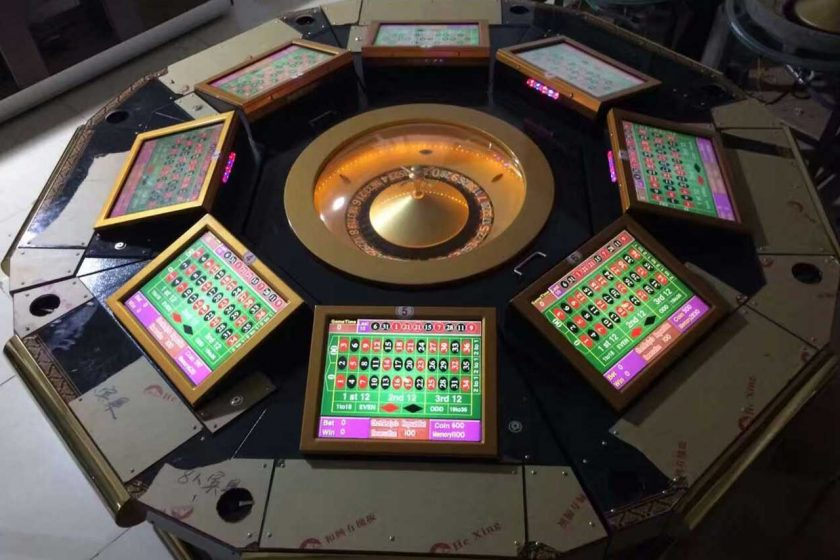 FOBT Roulette Machines – Using Systems and Strategies to Beat the Bookie