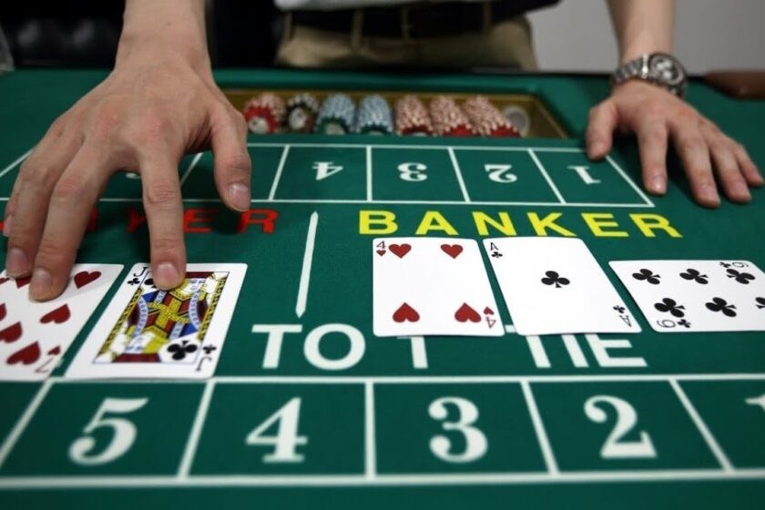 Top mistakes in online Baccarat game